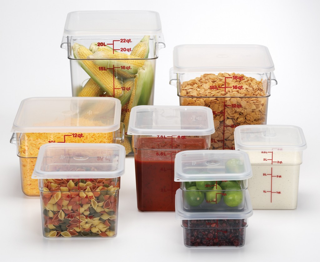 100 ways to use cambro food storage containers | tundra restaurant