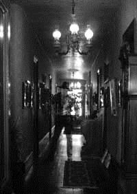 Ghost At St James Hotel Cimarron New Mexico