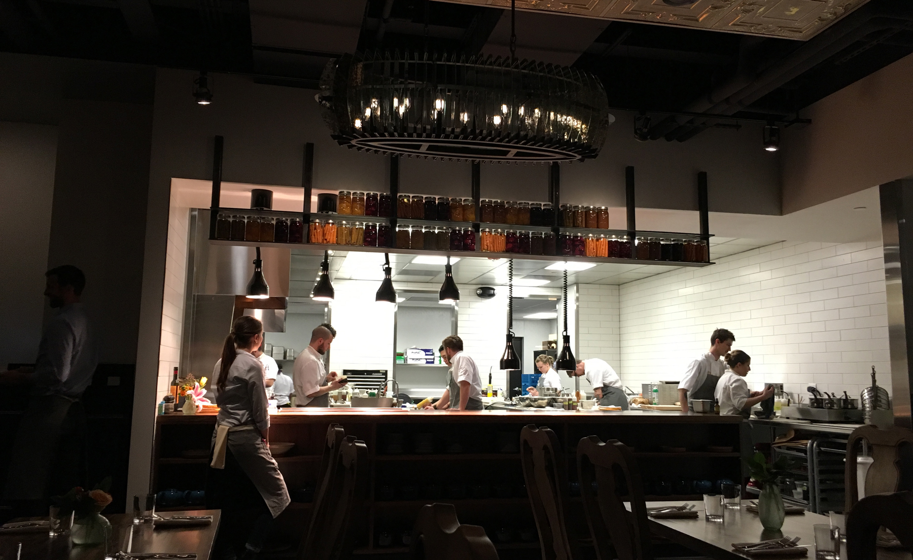 open kitchen design restaurant beware of the open kitchen tundra restaurant supply 147